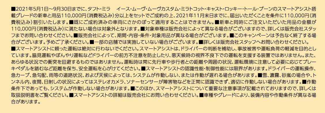 用品プレゼント10万円分